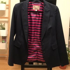 Banana Republic Navy Suit Blazer- WORN ONCE